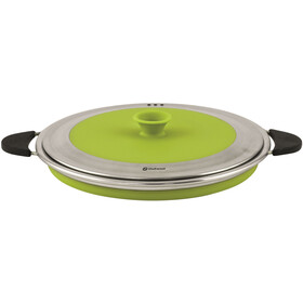 Outwell Collaps Pot with Lid 2500ml, lime green